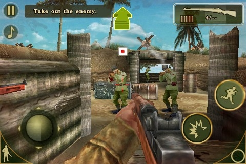 Review: Brothers In Arms 2: Global Front
