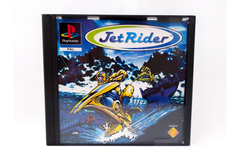 Jet Rider • Playstation 1 • Sony PS1 • Good • Boxed ...