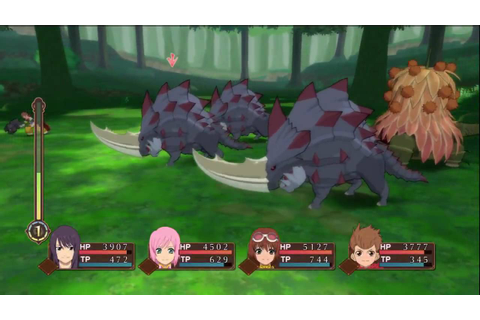 Tales of Vesperia Gameplay (HD PVR - Xbox360 @ 720p) - YouTube
