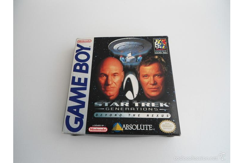 Star trek - generations - beyond the nexus - ga - Vendido ...