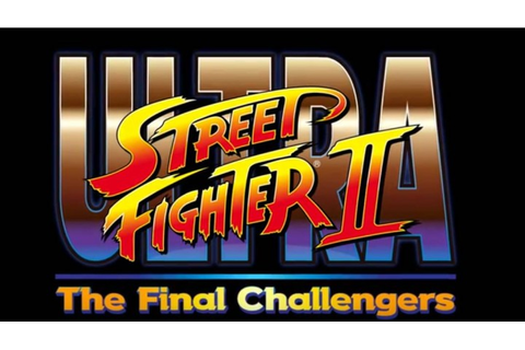 Ultra Street Fighter II The Final Challengers Free ...