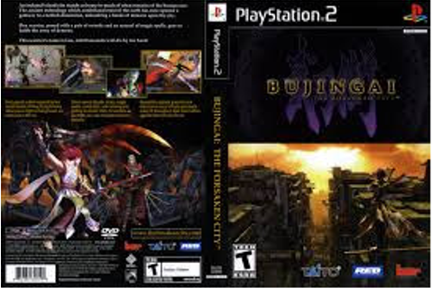 Download Game Bujingai - The Forsaken City for PC ...