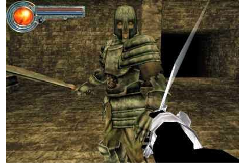 The Gamertologist: The King's Field - Demon/Dark Souls ...