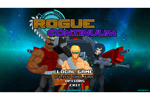 Rogue Continuum Gameplay - Full release on Consoles and PC ...