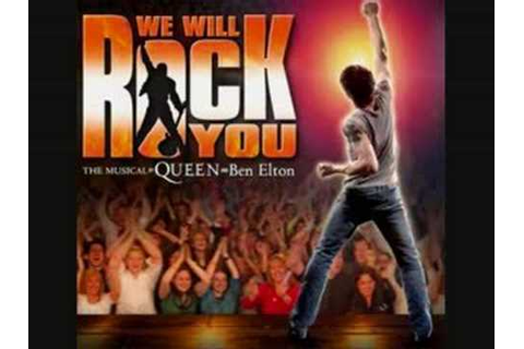 Musical - We Will Rock You ( Play The Game ) - YouTube