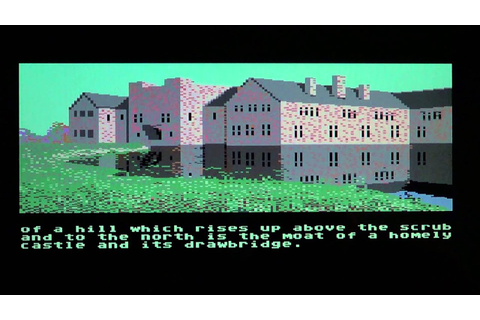 C64 Commodore 64 The Guild of Thieves - YouTube