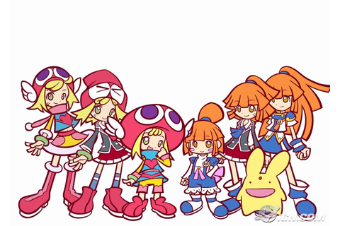 Puyo Puyo 7 Screenshots, Pictures, Wallpapers - Nintendo ...