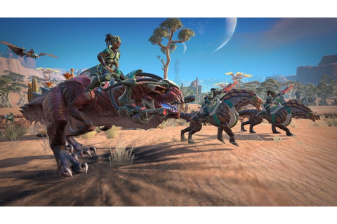 Game review: Age Of Wonders: Planetfall is Civilization ...