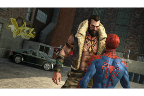 The Amazing Spider Man 2 Game Free Download - AllGames4ME ...