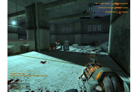 Half-Life 2: Deathmatch - Free Multiplayer Online Games