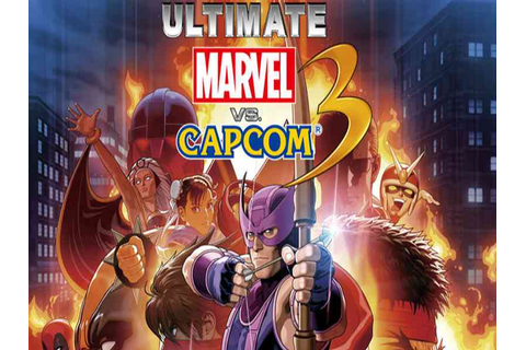 Ultimate Marvel Vs Capcom 3 Game - Free Download PC Games ...