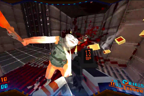 Strafe is an intriguing, divisive attempt to deliver '90s ...