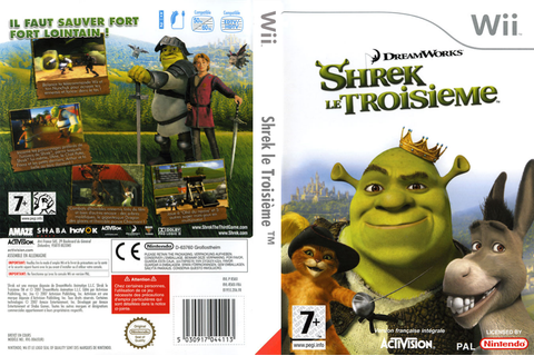 RSKP52 - Shrek The Third