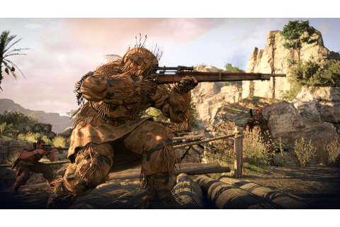 Sniper Elite 3 Free Download AllGames4ME © 2014
