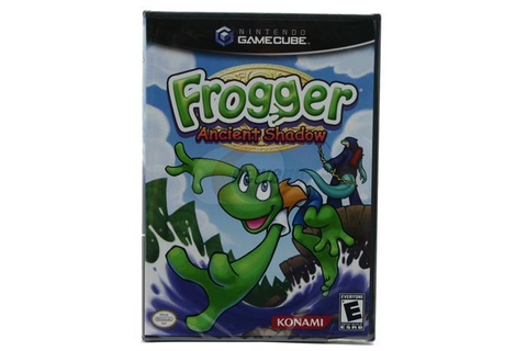 Frogger: Ancient Shadow Game Cube game KONAMI - Newegg.com