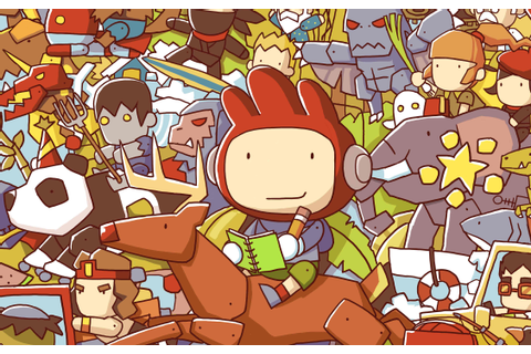 Review: Scribblenauts Review - This Is My Joystick!