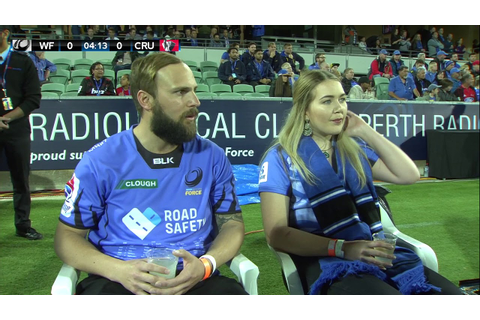 World Series Rugby - Game 4 | Western Force v Crusaders ...