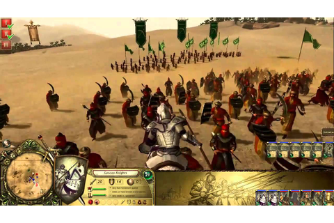 The Kings Crusade New Allies DLC Trailer - YouTube