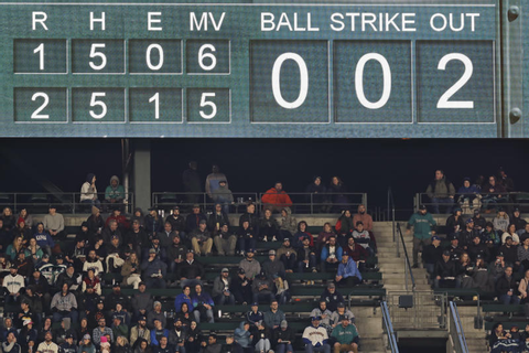 Minor-league baseball game decided by new extra innings rule