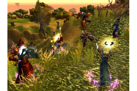 Download FREE World Of Warcraft Burning Crusade PC Game ...