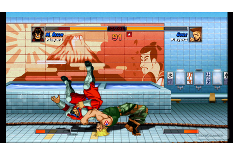 Super Street Fighter II Turbo HD Remix • Eurogamer.net