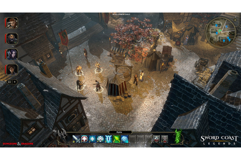 Sword Coast Legends Revealed, A Traditional D&D RPG With ...