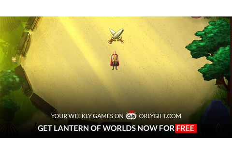 orlygift - Get Lantern of Worlds now for FREE