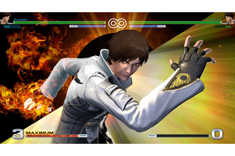 The King Of Fighters XIV Update Makes The Game Less Ugly