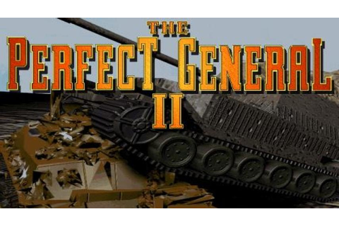 Perfect General 2 gameplay (PC Game, 1994) - YouTube