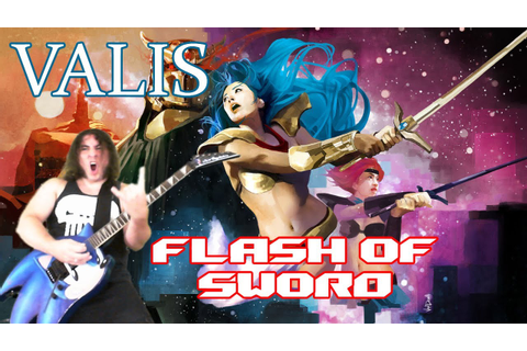 Game Metal Play: Valis - Flash Of Sword - YouTube