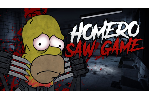 HOMERO SAW GAME - YouTube