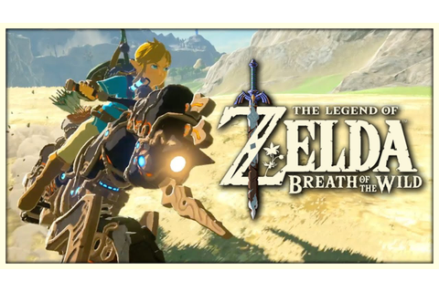 UNE MOTO DANS ZELDA ... | DLC ZELDA BREATH OF THE WILD ...