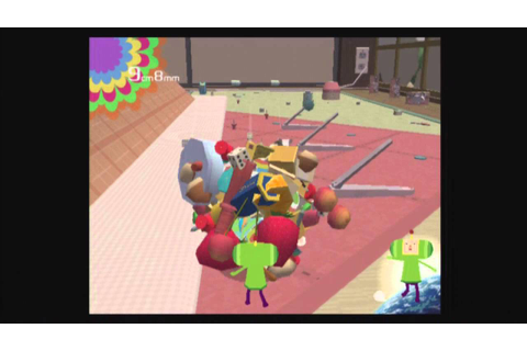 Let's Play Katamari Damaci - Episode 1 - Let's Get the ...