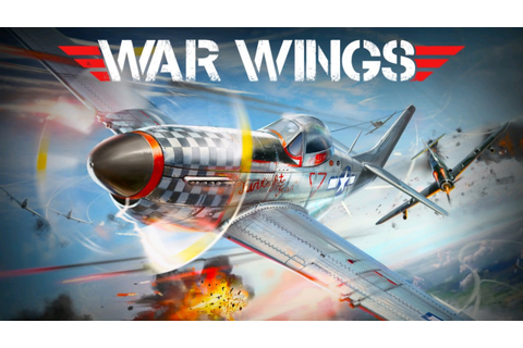 WAR WINGS Gameplay - YouTube