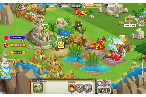 Dragon City ~ FACEBOOK APP REVIEW