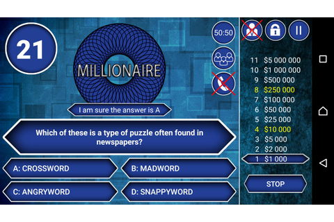 Millionaire Game APK Download - Free Trivia GAME for ...