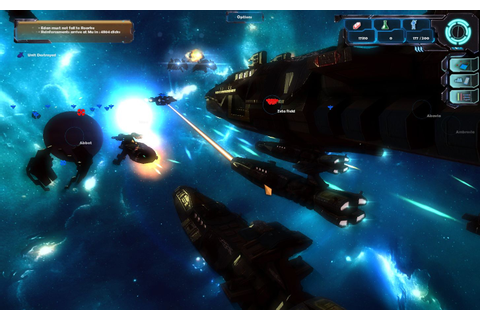 Gemini Wars PC Review | GameWatcher