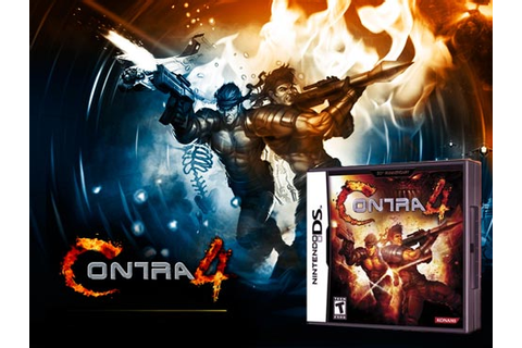 Contra 4 ~ 3D Video Game