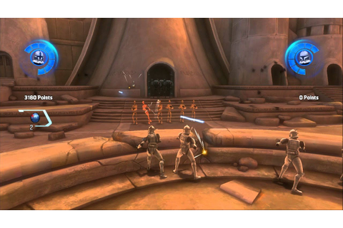 Star Wars: The Clone Wars - Republic Heroes [Part 1] - YouTube