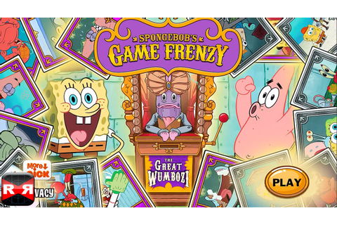 SpongeBob's Game Frenzy (By Nickelodeon) - iOS / Android ...