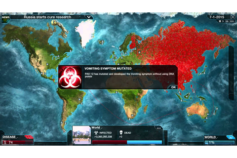 Plague Inc. - How to easily beat the game - YouTube