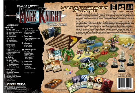 Mage Knight | WizKids Games