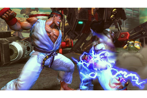 Download Game Street Fighter x Tekken | Gamocore