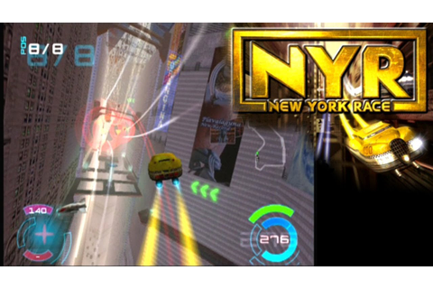 NYR: New York Race ... (PS2) - YouTube