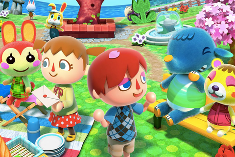 Animal Crossing: New Leaf's big amiibo update is available ...
