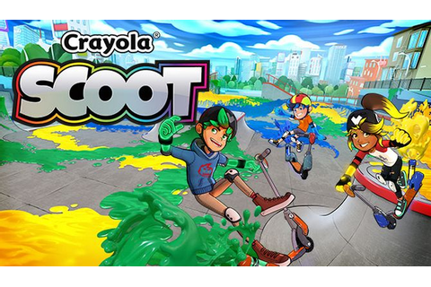Crayola Scoot Free Download « IGGGAMES