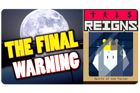 Reigns Game - It's The Final Countdown~ | Reigns Gameplay ...