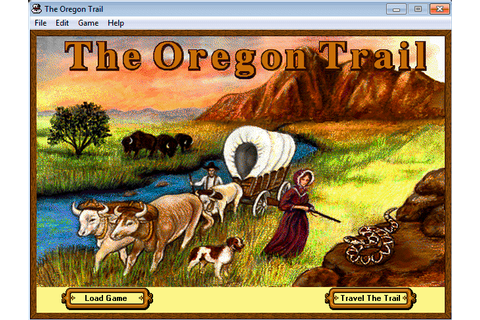 Mad Girl with a KA: Game review: The Oregon Trail