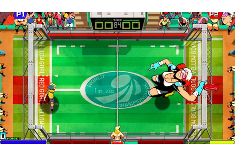 Windjammers 2 demo releases on Steam as part of Steam Game ...