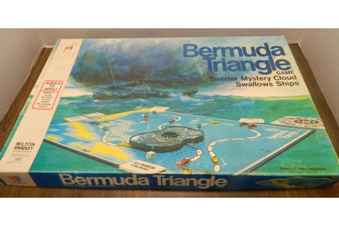 Bermuda Triangle Board Game Review and Instructions ...